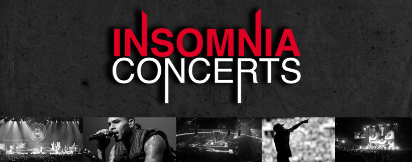 Insomnia Concerts