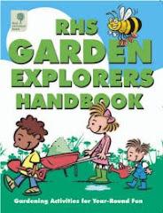 RHS Garden Explorers Handbook