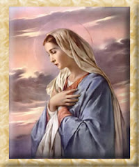 Maria, força na oração