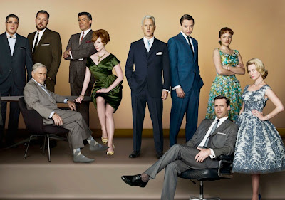 Fashion Photos on Cinema Style  Mad Men Style