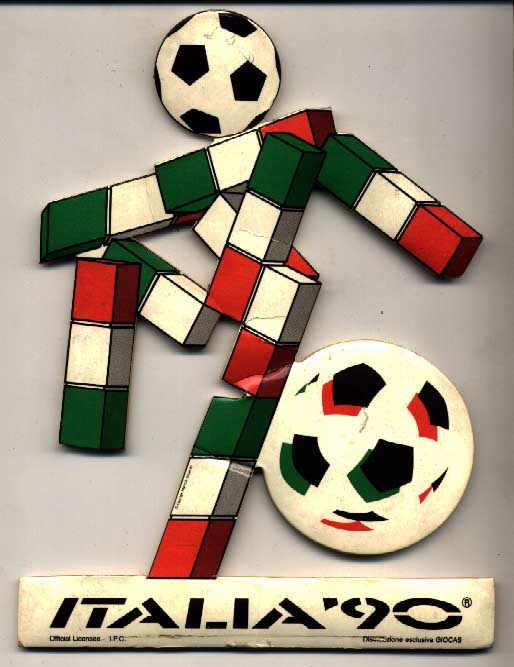 Italia 90 el mejor mundial de futbol - Mi homenaje