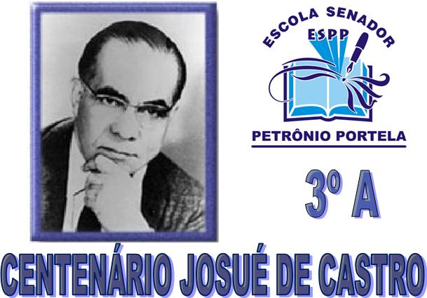 JOSUE DE CASTRO
