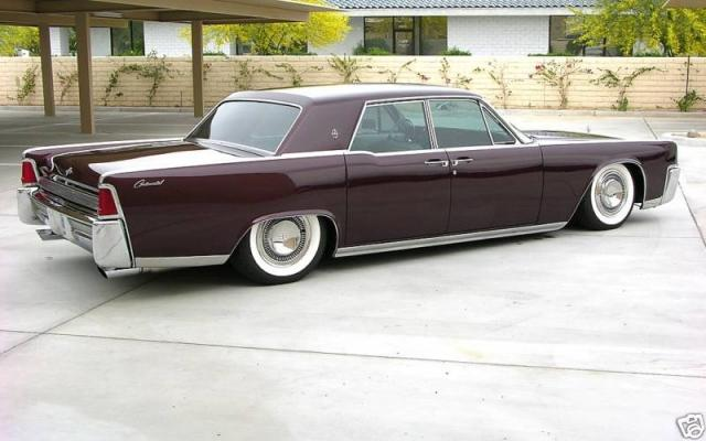 1964 Lincoln Continental Custom4
