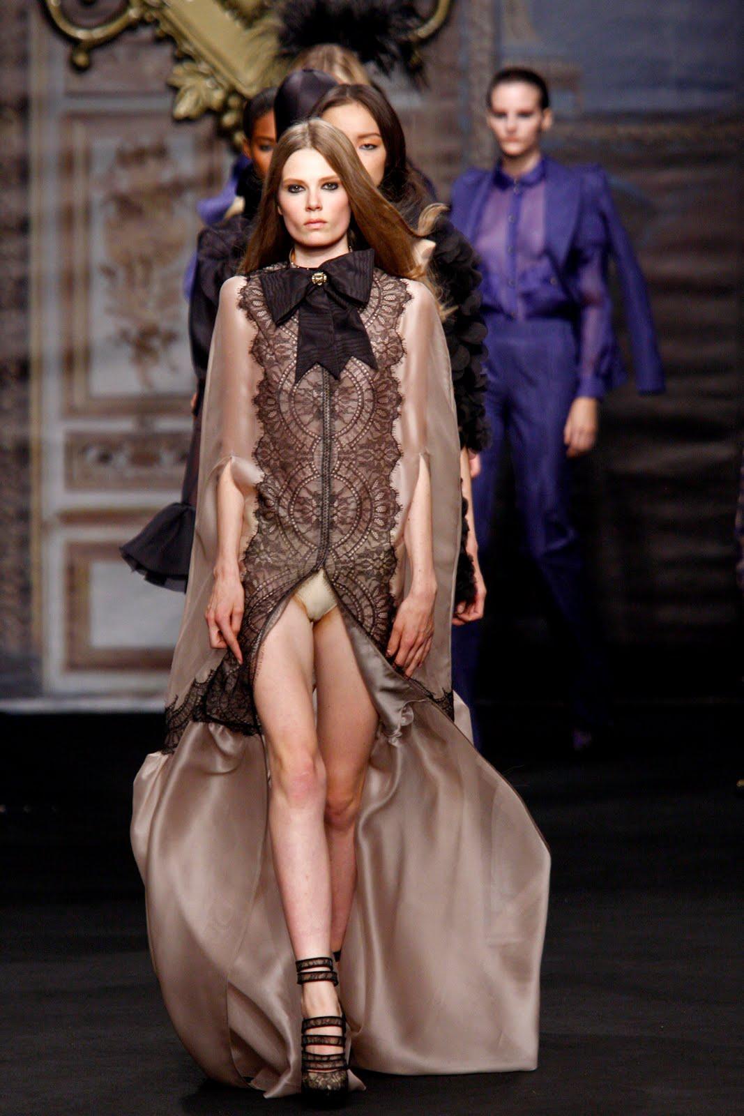 Milan fashion week francesco scognamiglio s s 11