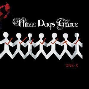 Three Days Grace – One X
