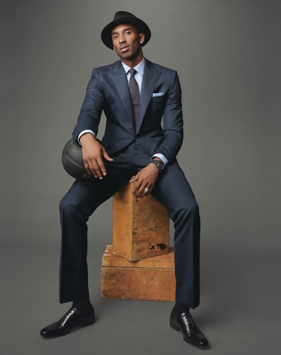 Basketball champion Kobe Bryant covers the March 2010 issue of GQ courtesy
