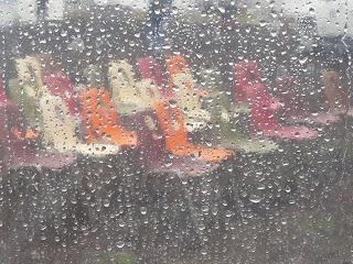 rain at the IPM