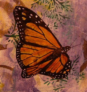 Monarch butterfly, for sale on wild life page
