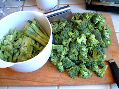 how to cook broccoli in the oven without oil