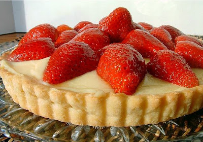 A Feast For The Eyes Ina Garten 39 S Strawberry Tart