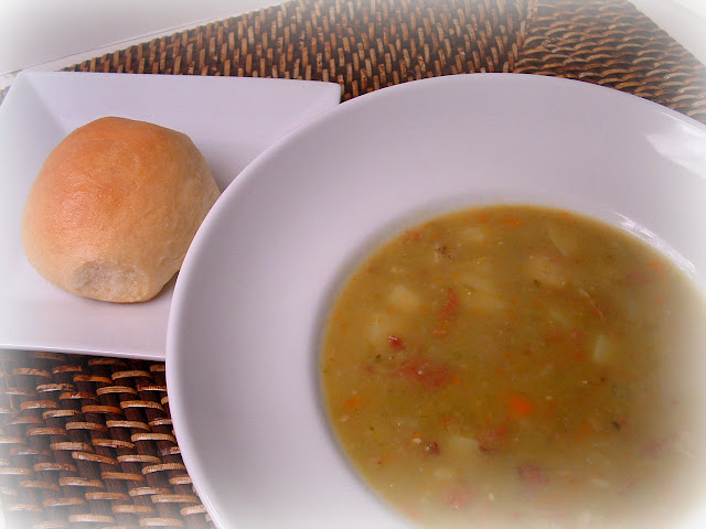Pressure Cooker Split Pea Soup With Ham Recipes — Dishmaps