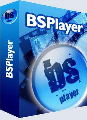 برنامجBSplayer Free 2.35 فيديو الطراز القوي