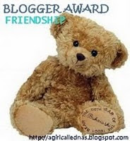 ~Blogger Award Friendship~