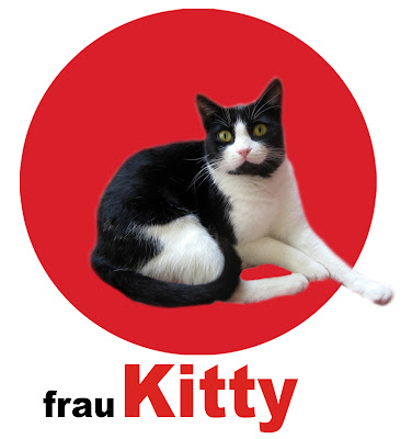 frau Kitty's shirt design