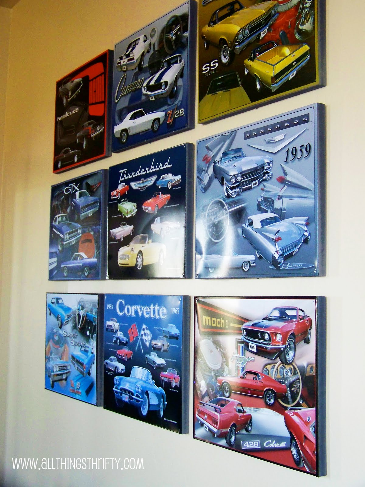 For my angels on pinterest boy car room car room and for Boys bedroom ideas cars