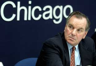 Former mayor Daley