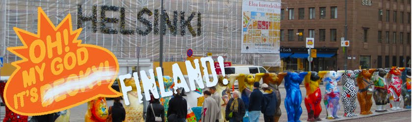 OMG, it's Finland!