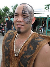The Young Dayak Kalimantan