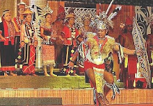 The Dayak Dancers