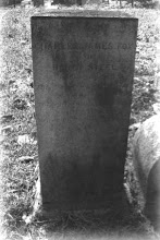 Hendry  Stee's & Charles Fox Graveyard