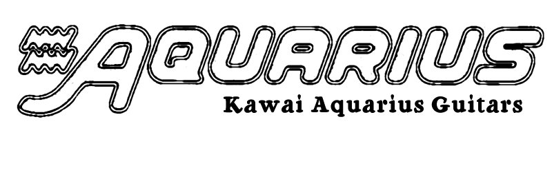 Kawai Aquarius Guitars