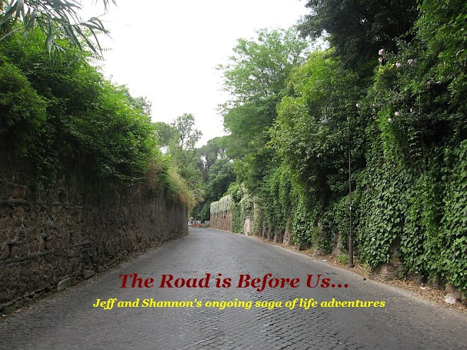 The Road is Before Us