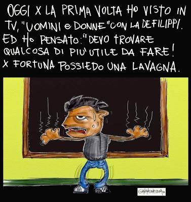 De filippi Gava satira vignette