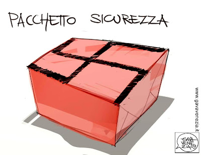 Fascisti Nazisti Berlusconi Gava satira gavavenezia gavavenezia.it
