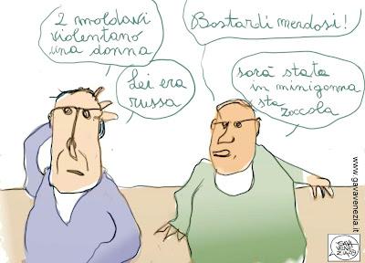 Gava satira vignette Moldavi Russa stupro