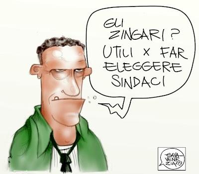 Tosi sindaco Gava satira vignette gavavenezia gavavenezia.it