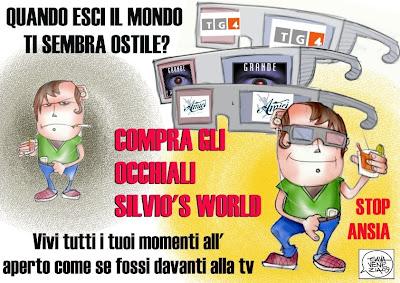 televisioni Gava satira vignette