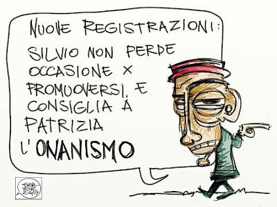 Gava Satira Vignette D'addario Berlusconi