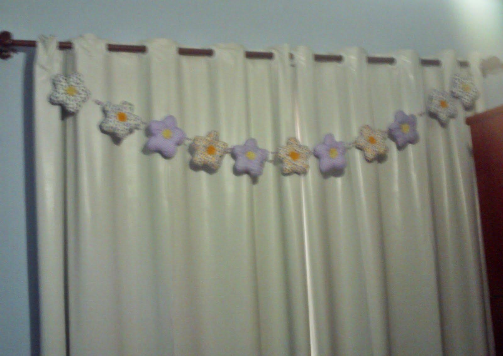 Enfeite De Cortina ~ Grupo Arte Brasil enfeite para cortina patchwork