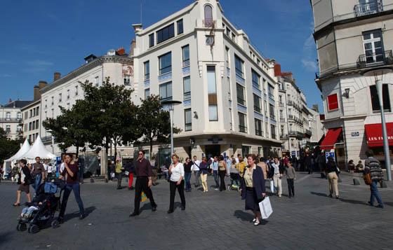 Nantes plage for Piscine nantes gloriette