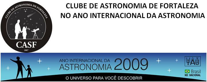 CASF no Ano Internacional da Astronomia