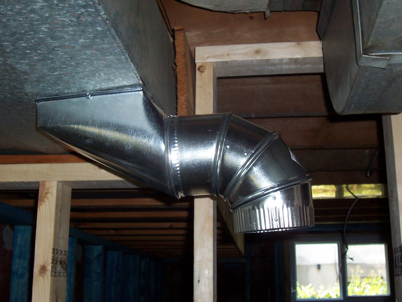 Our Basement Renovation: HVAC #614433