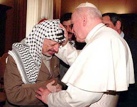 Arafat and JP2