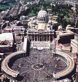 Plac sw. Piotra w Rzymie