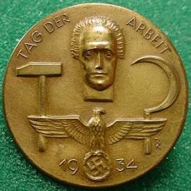 Nazistowskie symbole z 1934 r.