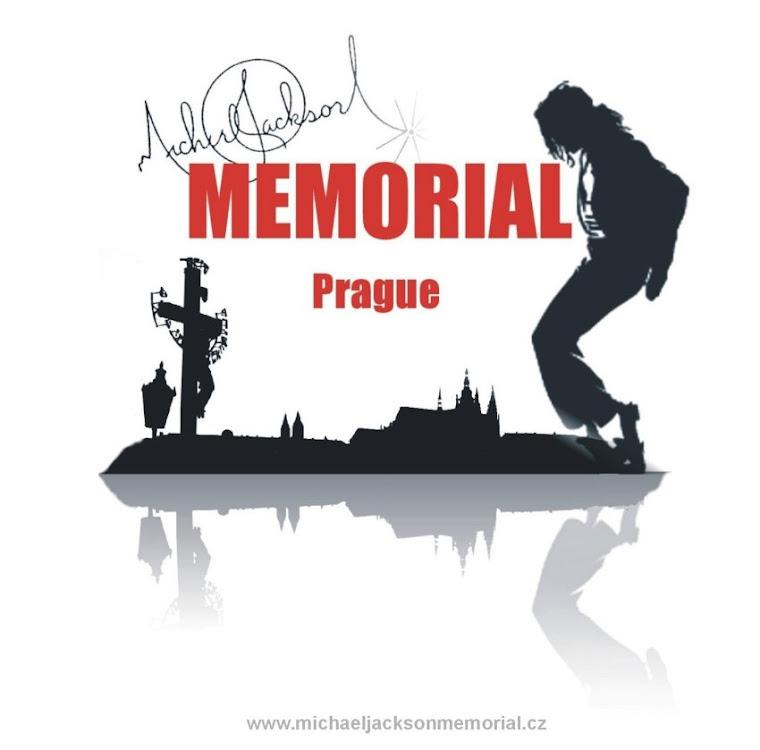 Pomnik M. Jacksona w Pradze
