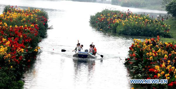 Baihe River