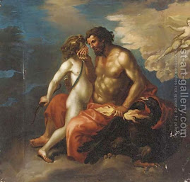 Jowisz i Ganymed