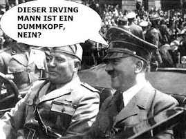 Hitler do Duce: ten Irving to Duren, ja?