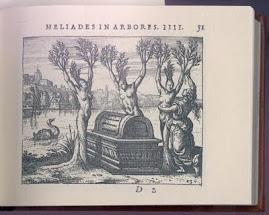 Heliades z greckiego mitu