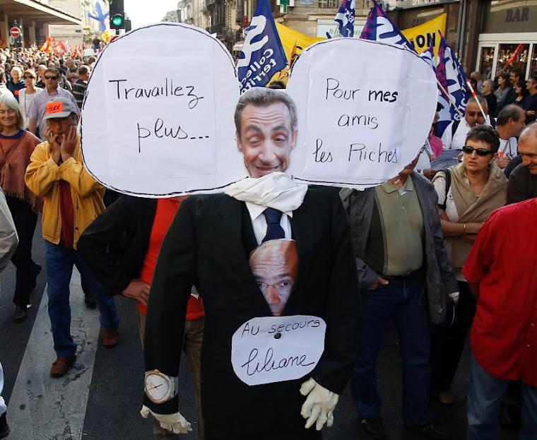 Francja sparalizowana przez strajki