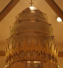 Tiara noszone przez Pawla VI