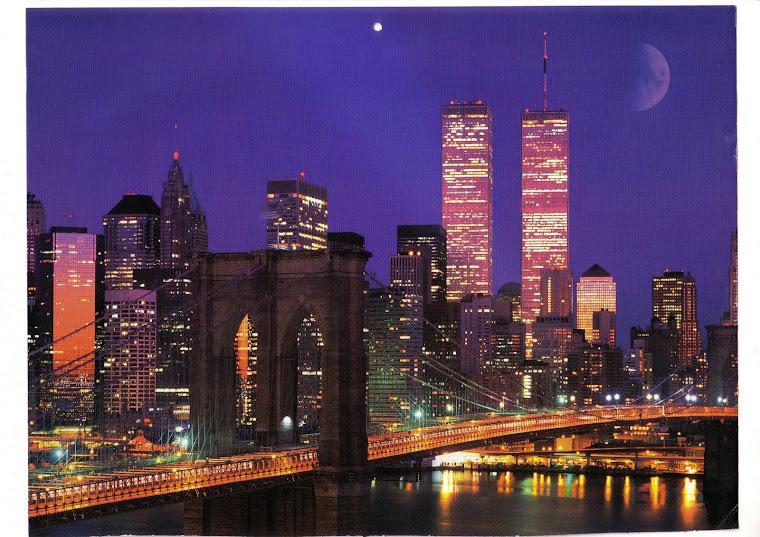 Nie-Galileuszowski ksiezyc nad Manhattanem