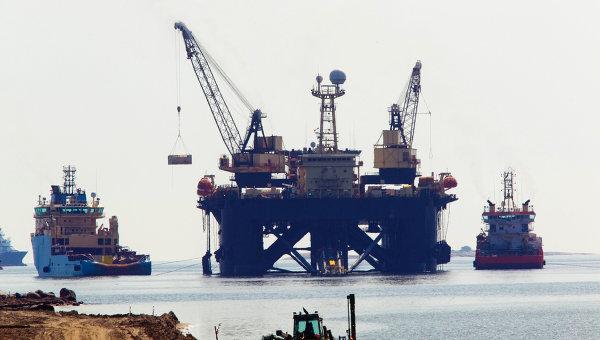 Nowe finanse dla baltyckiego rurociagu