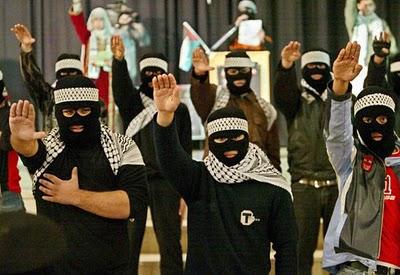 Sieg Heil, Palestyno