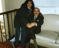 Con Jorge Villamil Cordobés -el Compositor de las Américas.